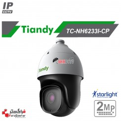 دوربین اسپیددام IP تحت شبکه TIANDY TC-NH6233I-CP