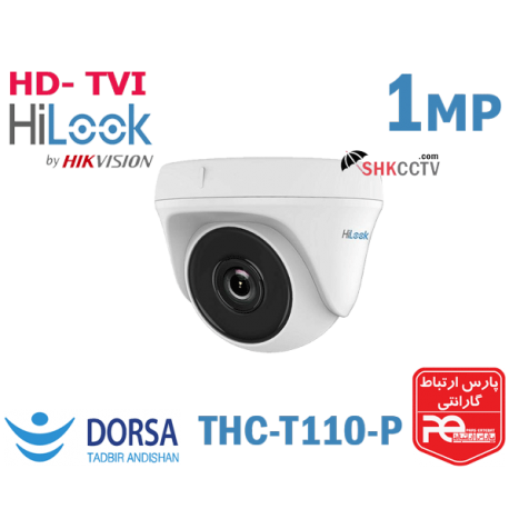 Hilook 1MP THC-T110-P
