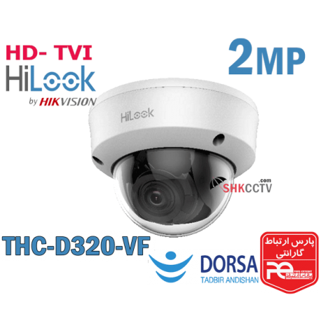 Hilook 2MP THC-D320-VF