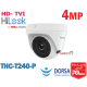 Hilook 4MP THC-T240-P