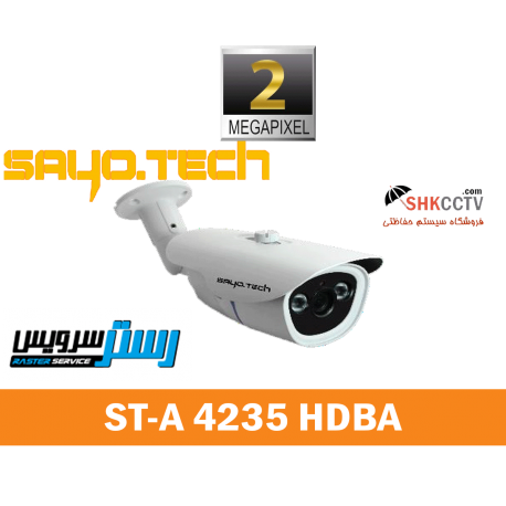 2MP - SAYO-TECH ST-A4235HDBA
