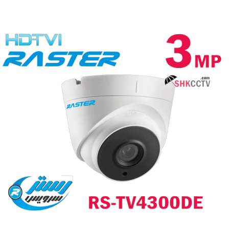 RS-TV4300DE 3MP TVI