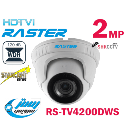 RS-TV4200DWS 3MP TVI