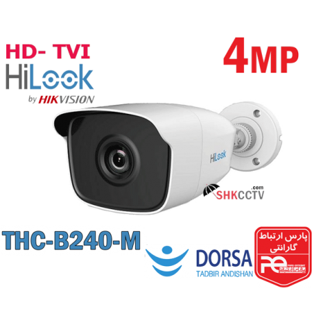 Hilook 4MP THC-B240-M