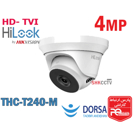 Hilook 4MP THC-T240-M