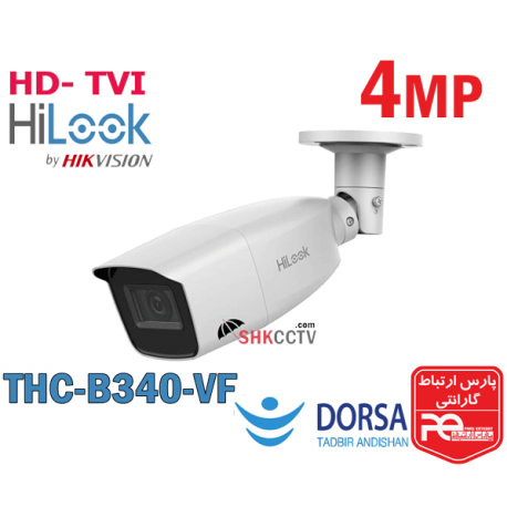 Hilook 4MP THC-B340-VF