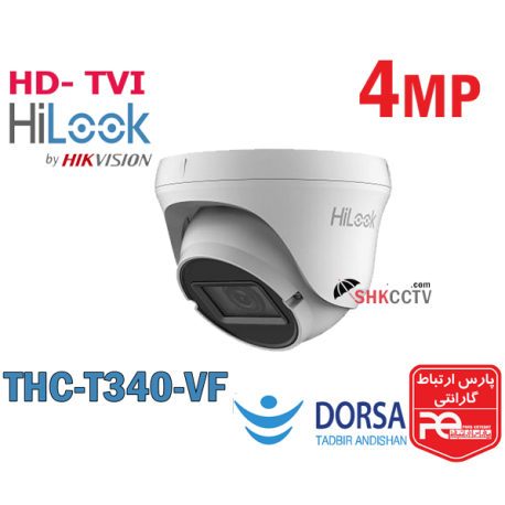Hilook 4MP THC-T340-VF