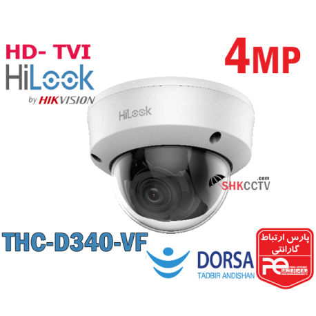 Hilook 4MP THC-D340-VF