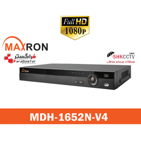 MDH-1652N-V4 - HDCVI - 4MP