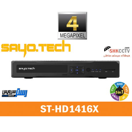 ST-HD1416X - XVI - 4MP