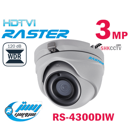 RS-4300DIW 3MP TVI