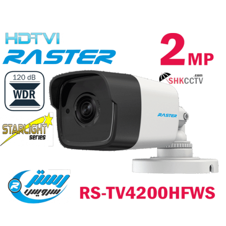 RS-TV4200HFWS 3MP TVI