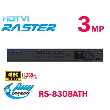 RS-8504ATH TVI 5MP