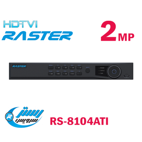 RS-8104ATI TVI 2MP